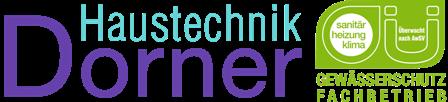 Logo-Dorner-Haustechnik-mit-Gewaesserschutz-Fachbetrieb-klein